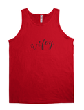 wifey graphic tee