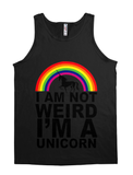 I Am Not Weird I'm A Unicorn