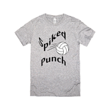 volleyball spiked punch SS