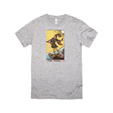 The Fool Tarot Card T Shirt