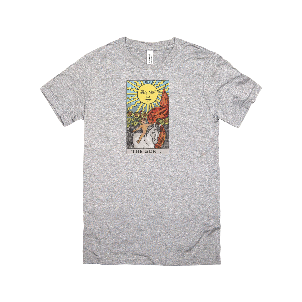 The Sun Tarot Card T Shirt