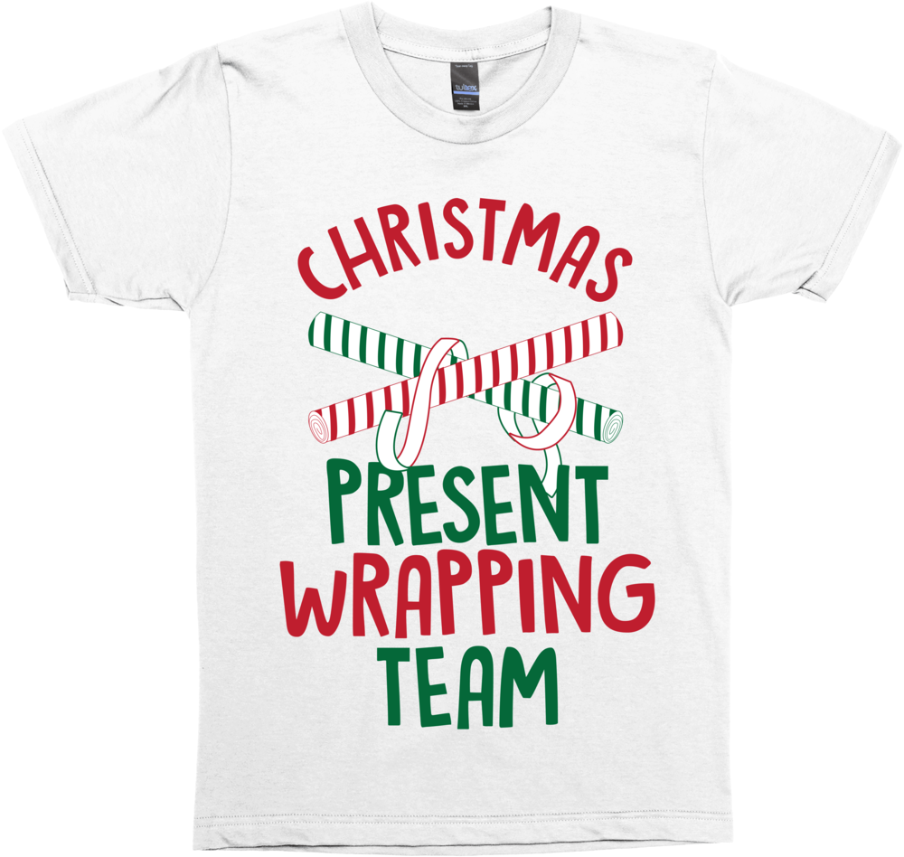 Christmas Present Wrapping Team