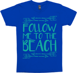 Follow Me To The Beach