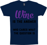 Wine Is The Answer