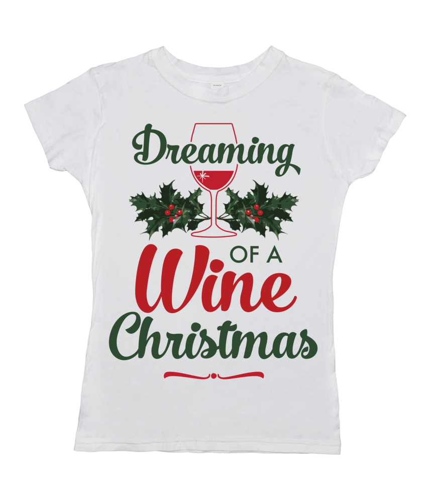 Dreaming Of A Wine Christmas