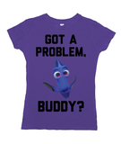 Finding Nemo: Dori Got a Problem Buddy?