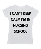 I'm in Nursing School