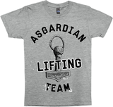 Asgardian Lifting Team