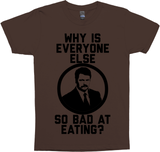 Ron Swanson on Eating