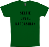 Selfie Level: Kardashian