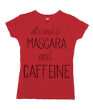 Mascara and Caffeine