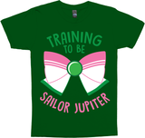 Training To Be Sailor Jupiter