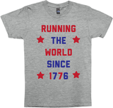 Running The World Since 1776