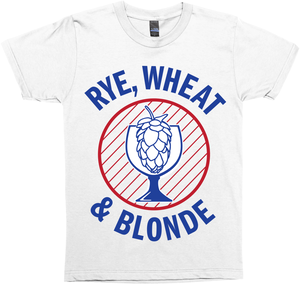 Rye, Wheat, and Blonde