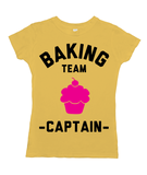 Baking Team Captain