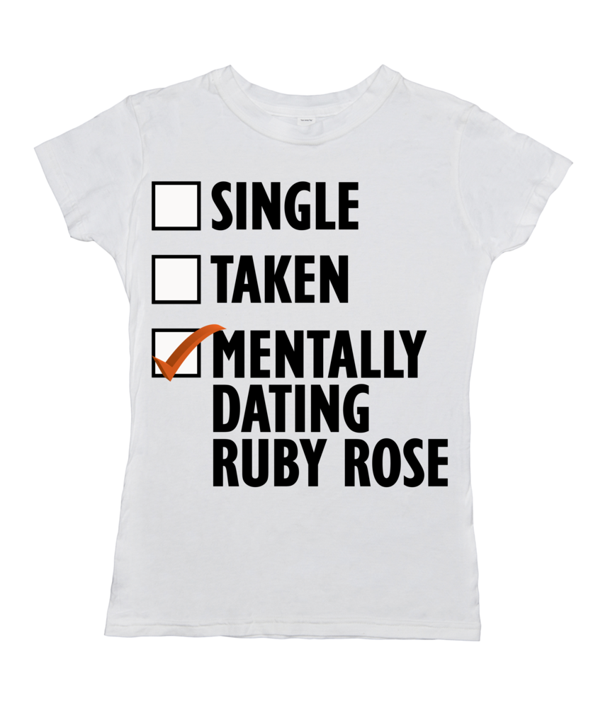 Mentally Dating Ruby Rose