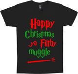 Happy Christmas Ya Filthy Muggle
