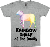 Rainbow Sheep of the Family