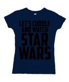 Let's Cuddle and Watch Star Wars