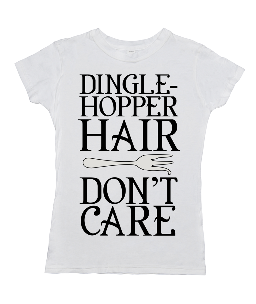 Dinglehopper Hair Don't Care!