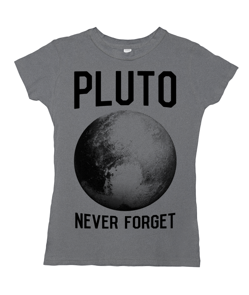 Pluto Never Forget