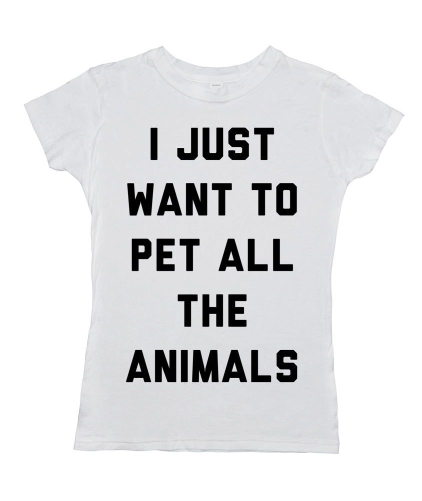 I Just Want To Pet All The Animals