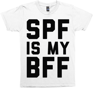SPF is my BFF