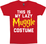 Lazy Muggle Costume