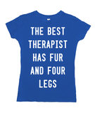 Therapist With Fur and Four Legs