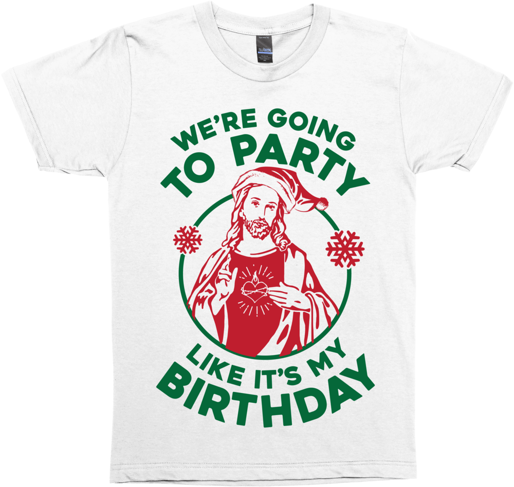 We're Going To Party Like It's My Birthday, Jesus