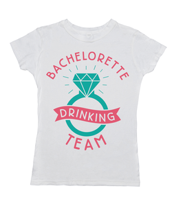 Bachelorette Drinking Team (pink)