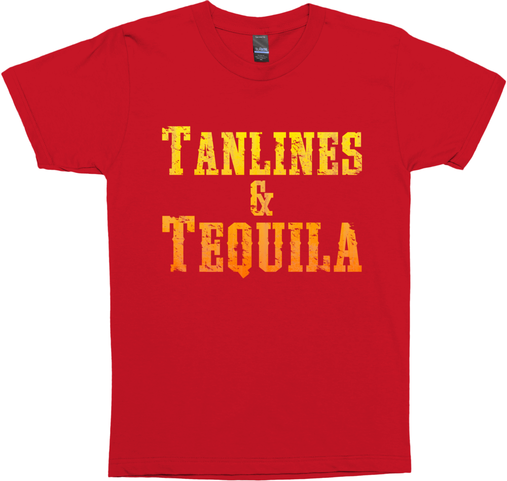 Tanlines And Tequila