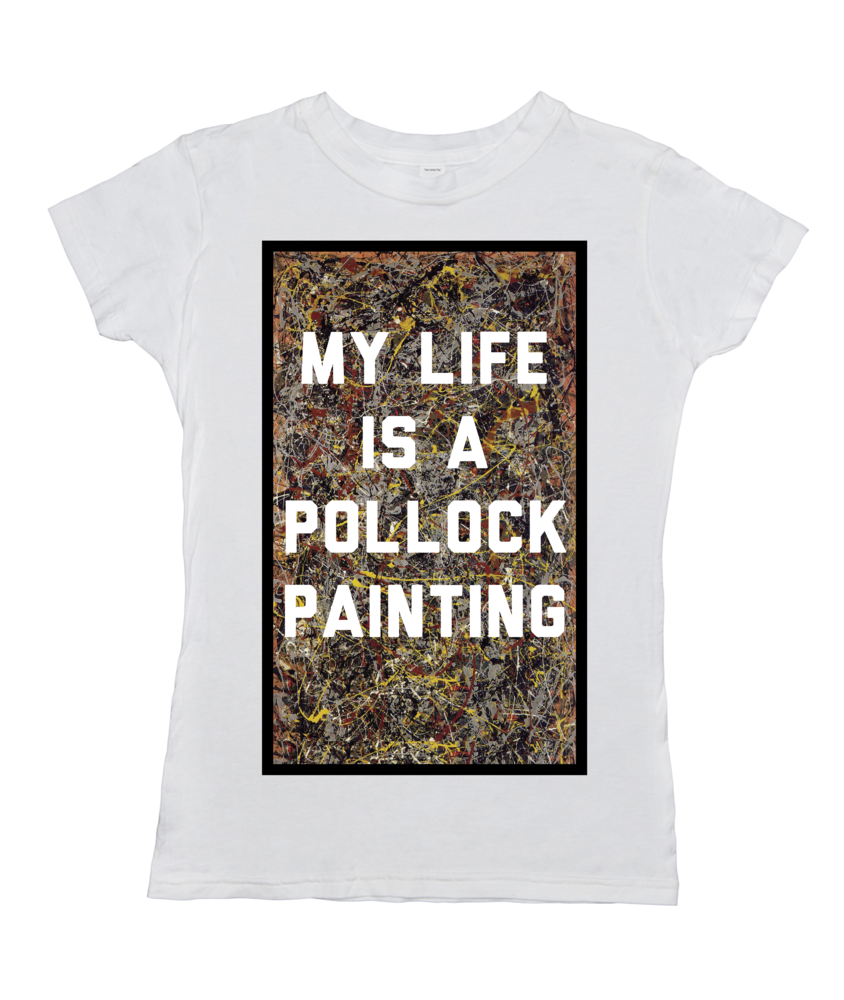 My Life is a Pollock Painting