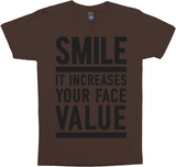 Smile it Increases Your Face Value