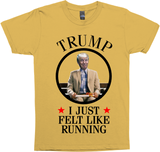 Forrest Trump: I Just Felt Like Running