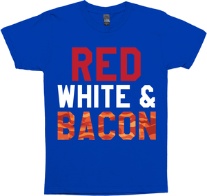 Red, White and Bacon