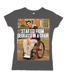 Started From Degrassi in a Chair