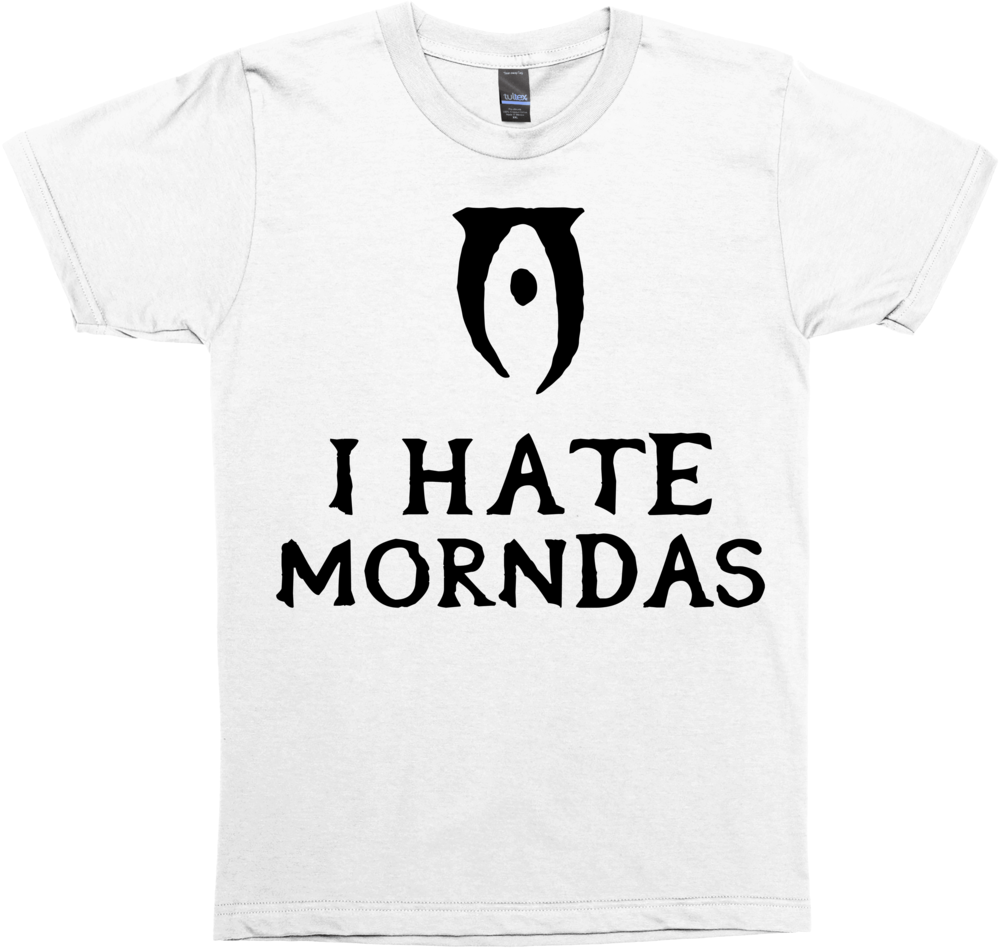 I Hate Morndas Oblivion