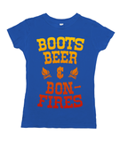 Boots Beer & Bonfires