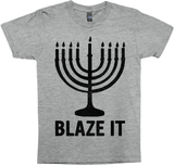 Blaze It (Menorah)