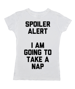 Spoiler Alert: I Am Going To Take A Nap