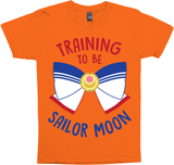 Training To Be Sailor Moon