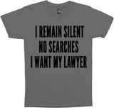 I Want My Lawyer