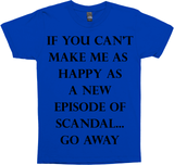Scandal is Life