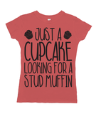 Cupcake Looking for A Stud Muffin