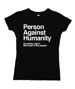 Person Against Humanity
