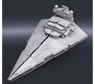 Star Destroyer - 3250 pièces ! - Boutique Monsieur Miniatures