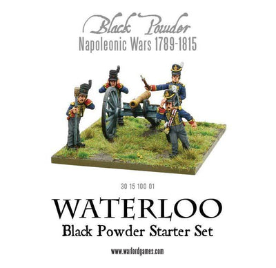 Waterloo - Black Powder 2nd edition Starter Set - Monsieur Miniatures