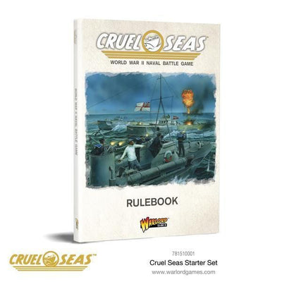 Cruel Seas Starter Set - Monsieur Miniatures
