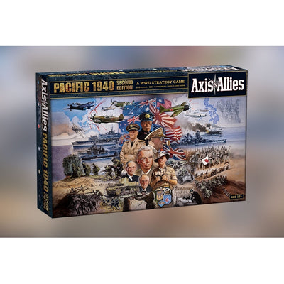 Axis & Allies Pacific : 1940 2nd Edition